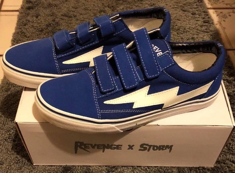 Revenge X Storm. Brand New Revenge X Storm Blue Velcro Straps. Size  US 10    EU 43 c40eabdf5