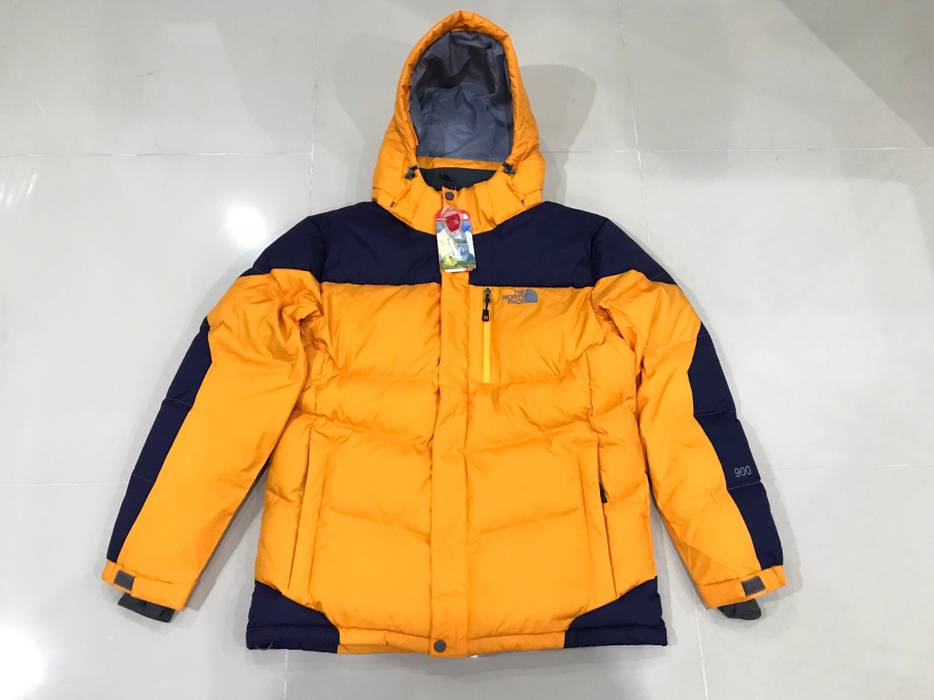 87a7e3788 ebay north face summit series orange jacket fe6c8 b177e