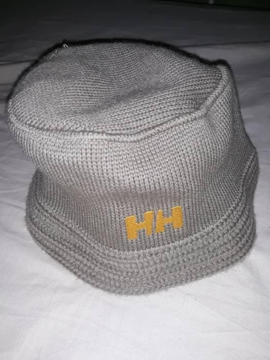 Helly Hansen Helly Hansen bucket hat 100% wool  grey  Size one size ... a3c52ec986c