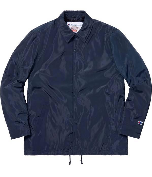 b15594d17 Supreme Label Coaches Jacket Navy Size m - Light Jackets for Sale ...