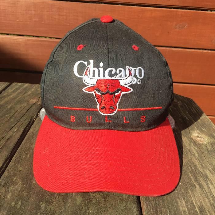 Vintage Vintage Chicago Bulls Snapback Hat Cap NBA 90s Basketball VTG Size  ONE SIZE 4d2b6e8e0b9