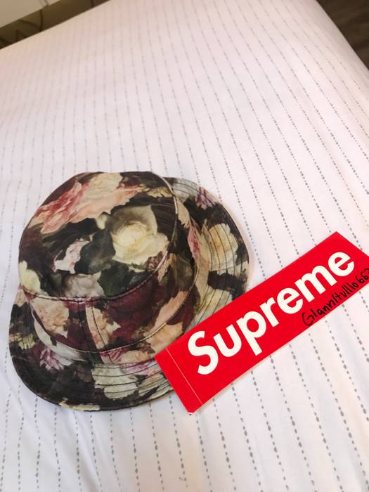 73ace0e8b78f1 Supreme Supreme bucket hat Size one size - Hats for Sale - Grailed