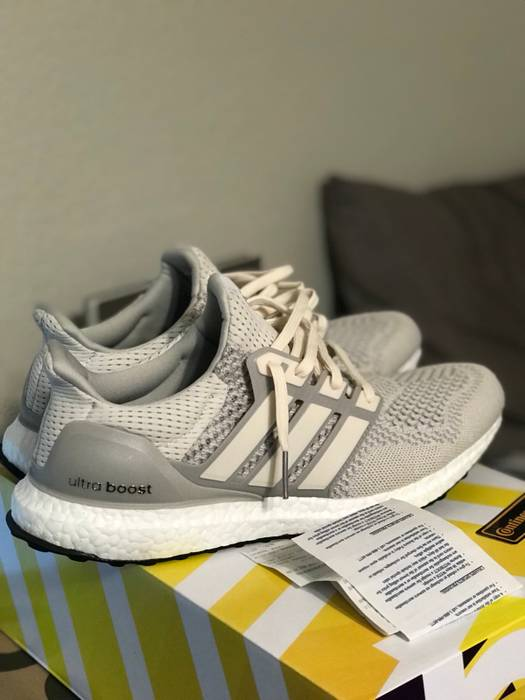 90cd151a4 Adidas Chalk Cream Adidas Ultra Boost Very Rare Size 11.5 - Low-Top ...