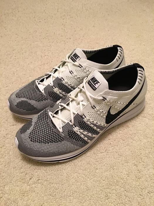 Nike Flyknit Trainer AH8396-100 Size 11 - Low-Top Sneakers for Sale ... d872602c1