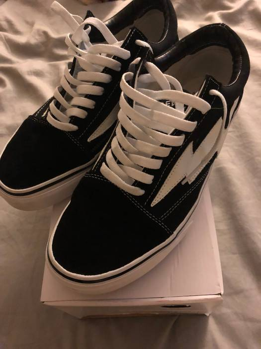 74fdee3abf26ed Revenge X Storm REVENGE STORM VOL 1 LACE UP LOW TOP Size 11 - Low ...