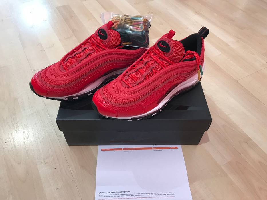 d1c20142783194 Nike Air Max 97 CR7 Portugal Patchwork Size 10 - Low-Top Sneakers ...