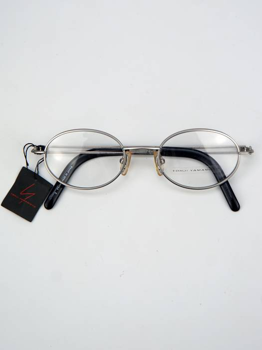 7fc17e1ba9a Yohji Yamamoto NEW 55-4110 Vintage Metal Frame Size one size ...