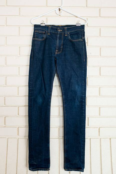 Nudie Jeans Tape Ted Organic 16 Dips Dry 31 32 Size 31 - Denim for ... 98c49e439