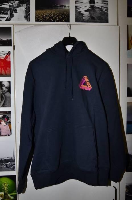 8dd92f0e20f8 Palace Palace P-3D Triferg Hoodie (Navy) Size m - Sweatshirts ...