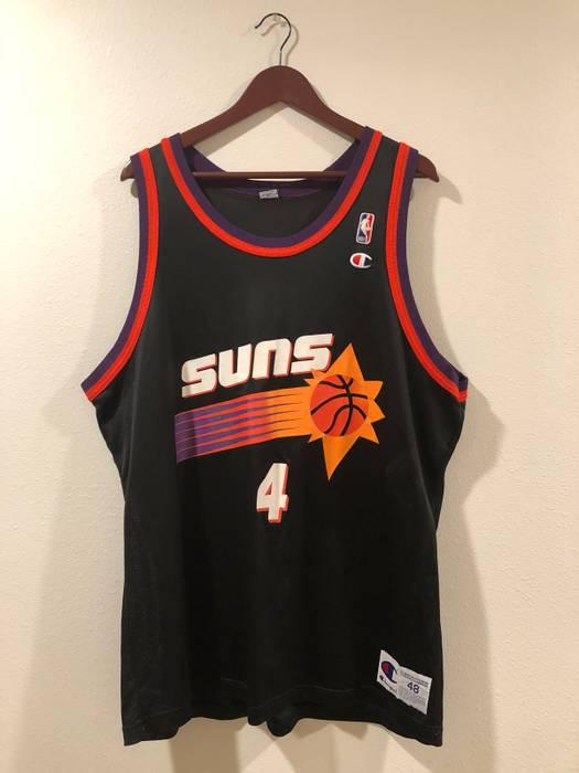 cea8f2393 ... where can i buy nba vintage phoenix suns jersey size us l eu 52 54 3