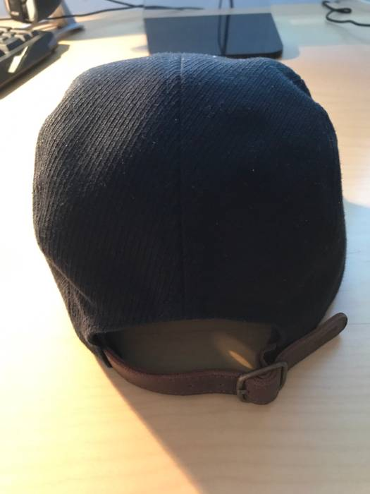 Supreme Supreme Cavalry Twill Camp Cap Navy Size one size - Hats for ... 698f74b923a2