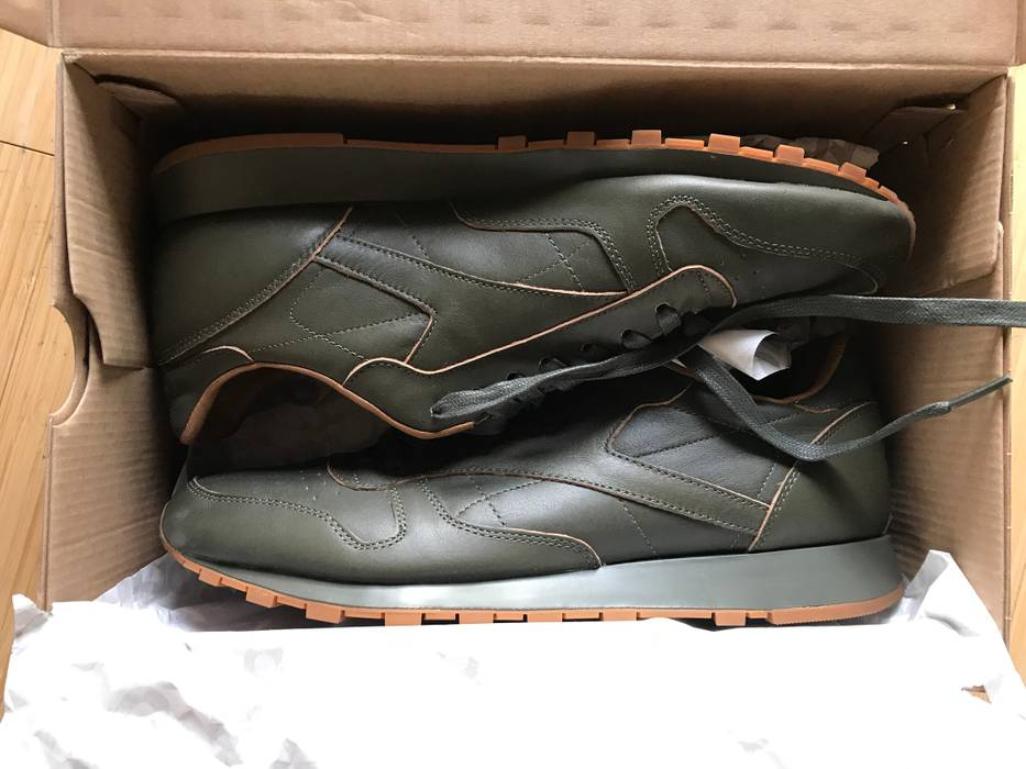 e290e5869395 Reebok Reebok Classic X Kendrick Lamar Leather Lux Size 10 - Low-Top ...