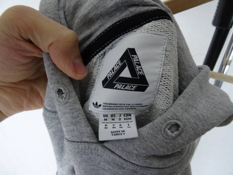 2884ab194 Palace Palace X Adidas Pullover Size m - for Sale - Grailed