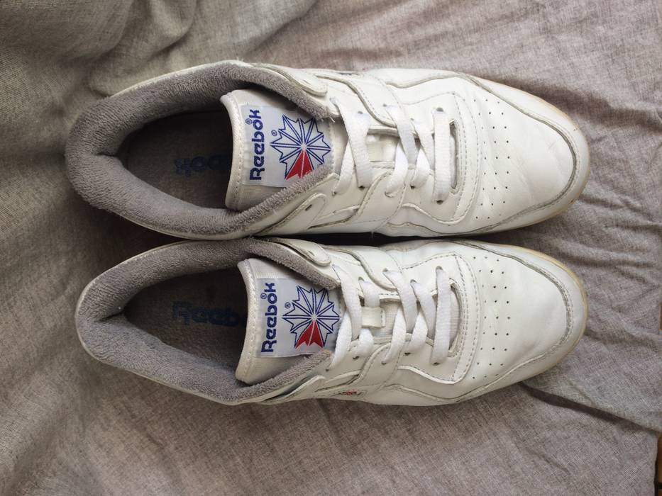 521542ceaf03 Reebok vintage classic workout low plus Size 8 - Low-Top Sneakers ...