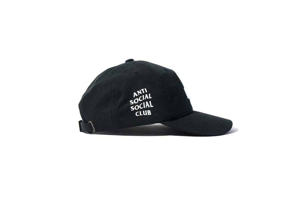 c740e8d78f3 Antisocial Social Club ASSC Black WEIRD CAP - JAPAN Size one size ...