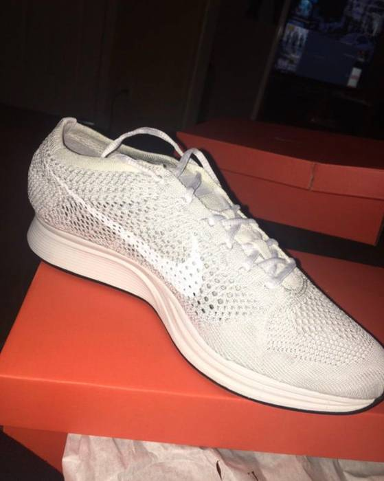 """8ac78a29793d Nike FLYKNIT RACER """"GODDESS"""" Size 10.5 - Low-Top Sneakers for Sale ..."""