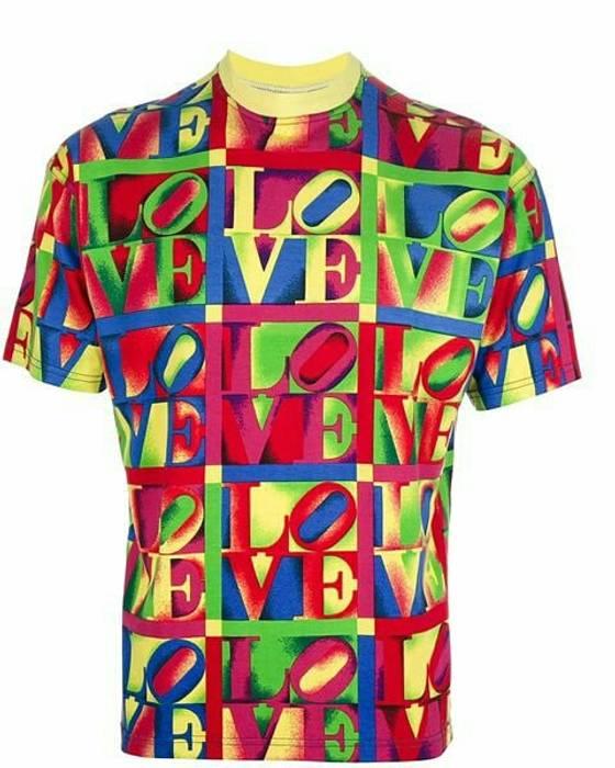 36e1d44620b Vintage ‼️Before Delete‼️Vintage Versace LOVE Full Print shirt ...