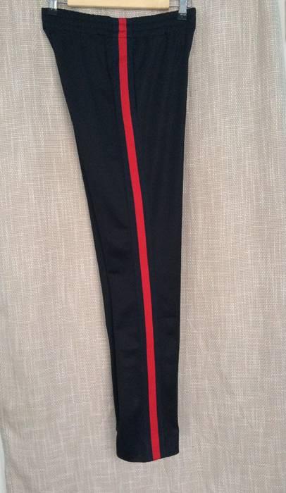 9988755f1fc Gucci Black Gucci Web Track Pant Sold Out  770 Size 29 - Sweatpants ...