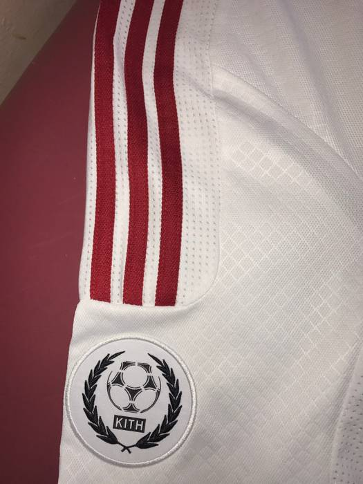 Adidas Kith X Adidas Soccer Game Jersey Cobras Home Size m - Short ... 8037eb478