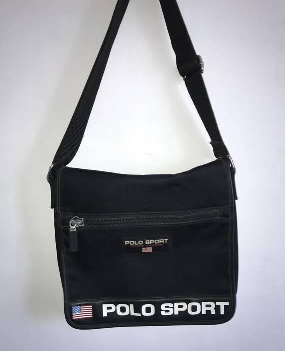 Polo Ralph Lauren Vintage Sport Bag Size One