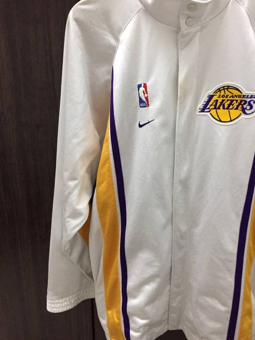 3eec9428f Nike NIKE X LAKERS Sweater  Button Long Sleeve Sweaters  LA Lakers NBA   Basketball