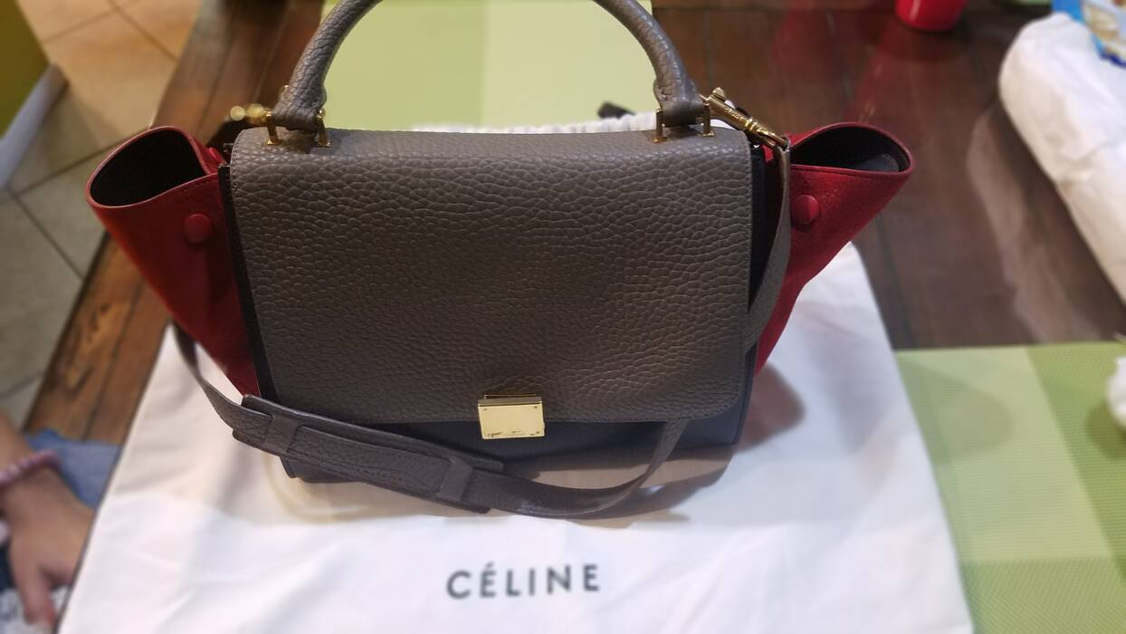 d9be92549a Celine Trapeze Celine Medium Bag Size one size - Bags   Luggage for ...