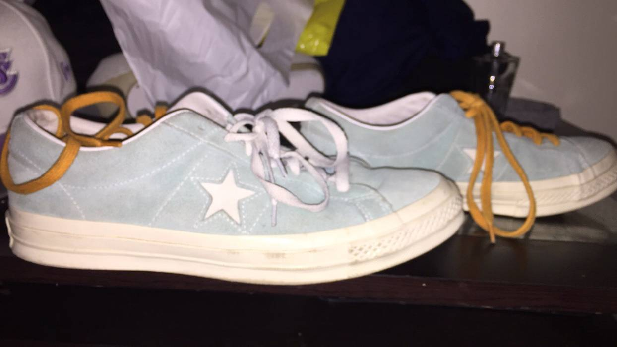 931bbe9805670b Golf Wang Golfwang All Star Size 9 - Low-Top Sneakers for Sale - Grailed