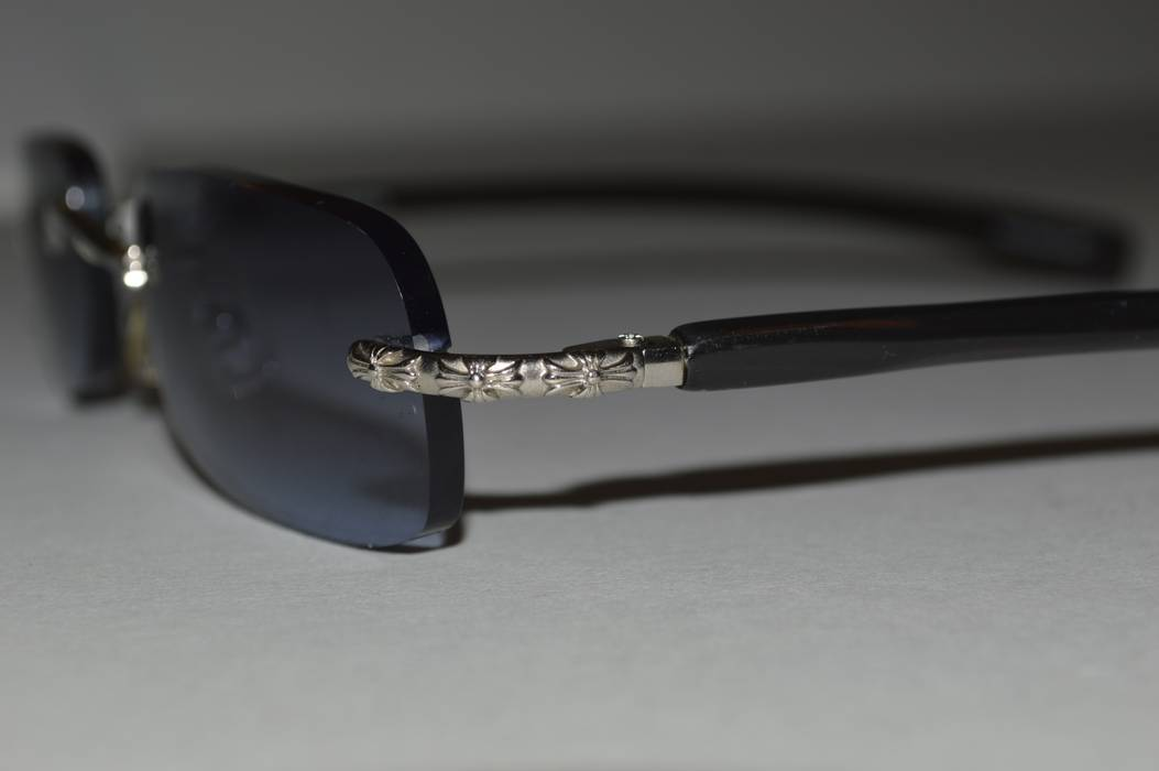 79c19a62dc4 Chrome Hearts Belvedere Small Shade Grail Size one size - Sunglasses ...