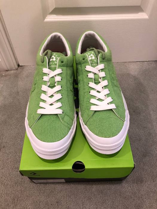 Converse One Star Grinch Golf Le Fleur Only Size 16 Made Size 15