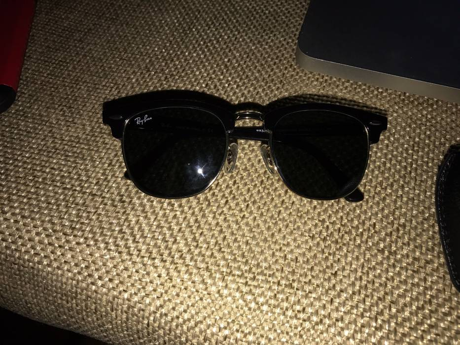 713b858bfb RayBan Ray Ban Clubmaster Size one size - Sunglasses for Sale - Grailed
