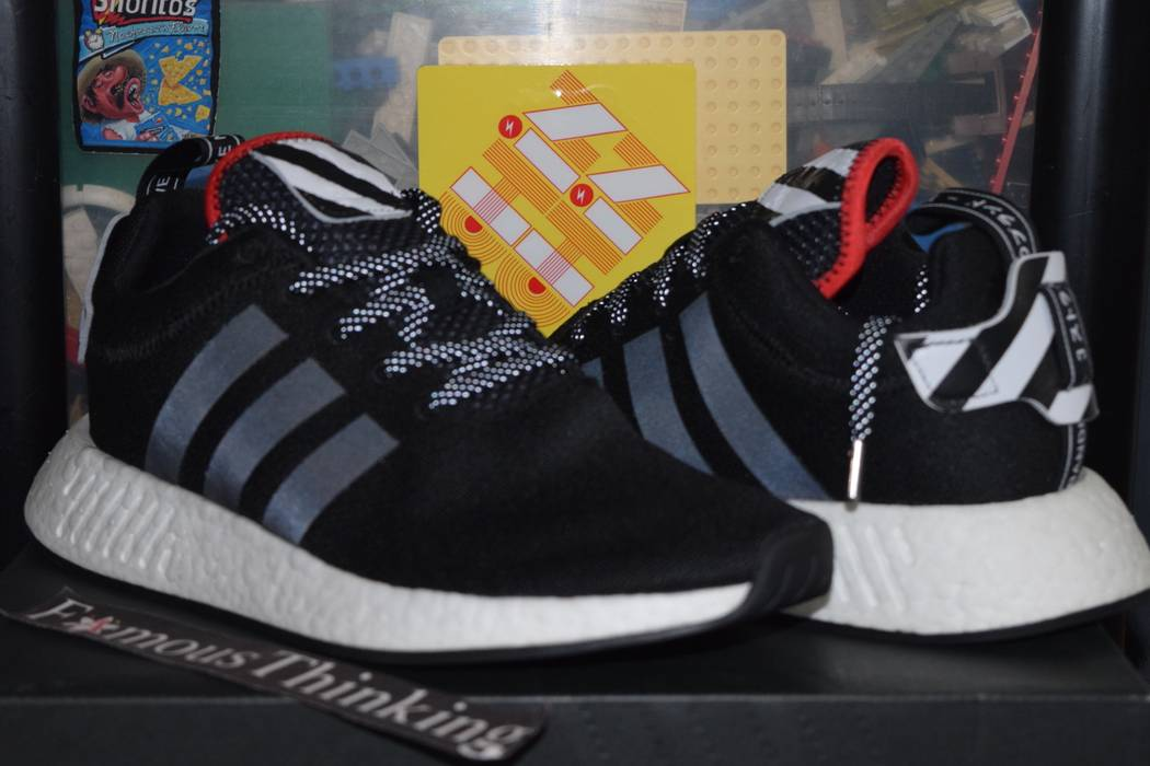 Adidas RARE Adidas NMD R2 Tokyo BY2325 Size 8.5 - Low-Top Sneakers ... 5d97805a79b9