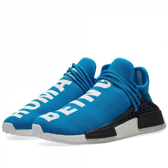 Adidas ADIDAS X PHARRELL WILLIAMS HU HUMAN RACE NMD Size 8 - Low-Top ... 5e0ee16c27d2