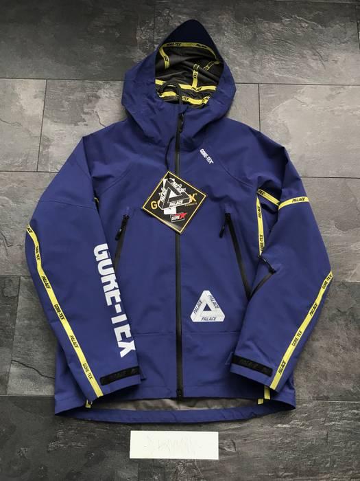 29fed6449149 Palace Palace Gore Tex Jacket Waterproof Size L Blue Size l - Light ...