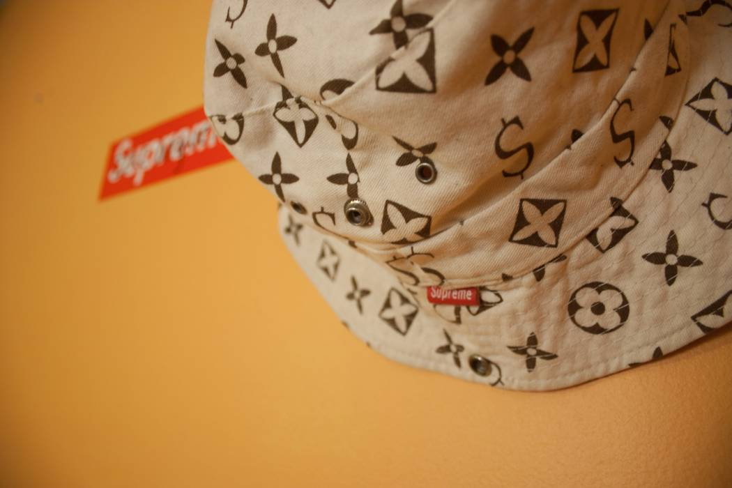 Supreme LV Bucket Hat LAST DROP Size one size - Hats for Sale - Grailed e70e24517c9