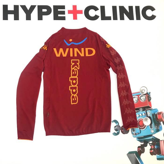 Kappa Wind Soccer Jersey Size s - Jerseys for Sale - Grailed 38dbf7316