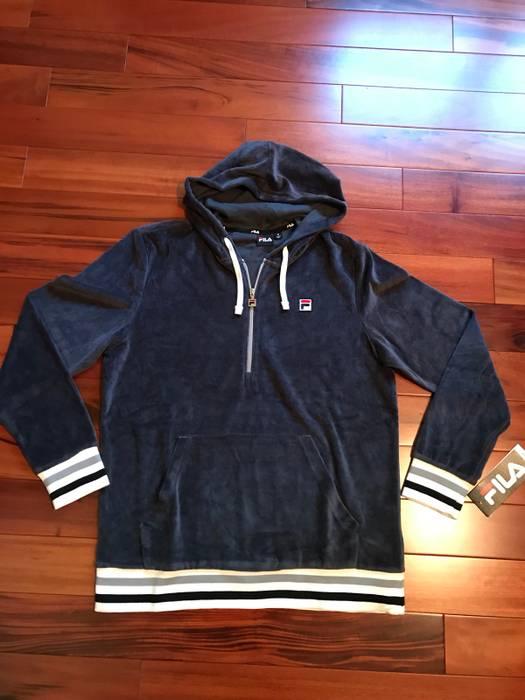 3aa43246f200 Fila Fila Suede Jacket Size m - Light Jackets for Sale - Grailed