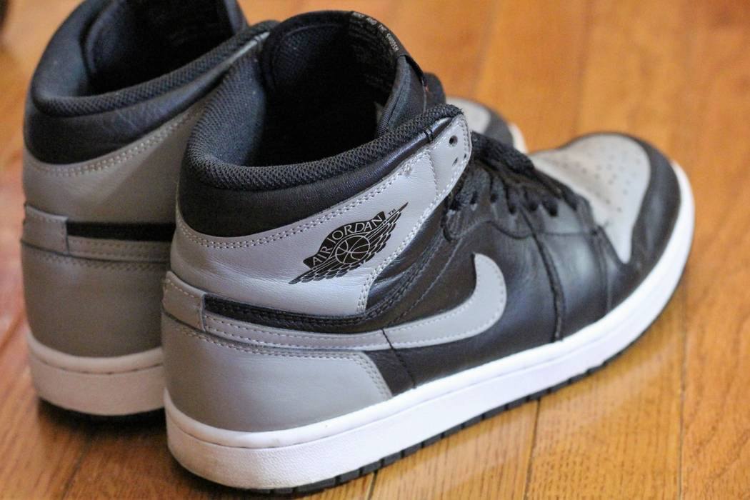 f5fb1f49e632c5 Jordan Brand Air Jordan 1 Shadow Size 7.5 - Hi-Top Sneakers for Sale ...