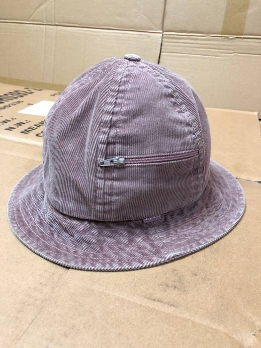 Supreme Supreme Bell Bucket Hat With Zipper Purple Size one size ... c84ea43f6428