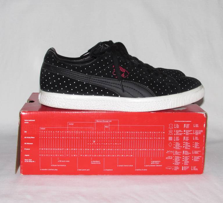 """Puma Puma Clyde """"Microdot"""" Size 9.5 - Low-Top Sneakers for Sale ... 41a829a4a"""