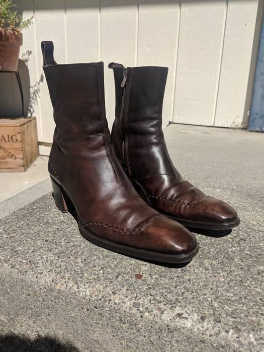 Yves Saint Laurent Yves Saint Laurent Johnny Boot Size 8 - Boots for ... 507ef31857b8