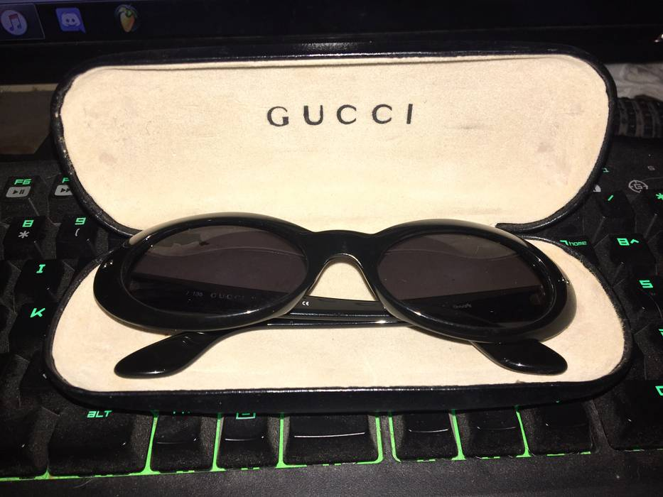 2a097b8c4fb Gucci Vintage Gucci Surf Shades
