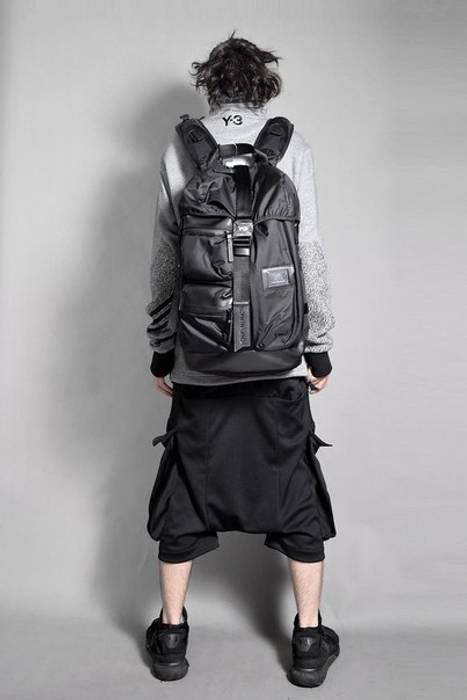 Adidas Adidas Y-3 Yohji Yamamoto Mobility Backpack Black S10642 Size ONE  SIZE 92749600bd4ab