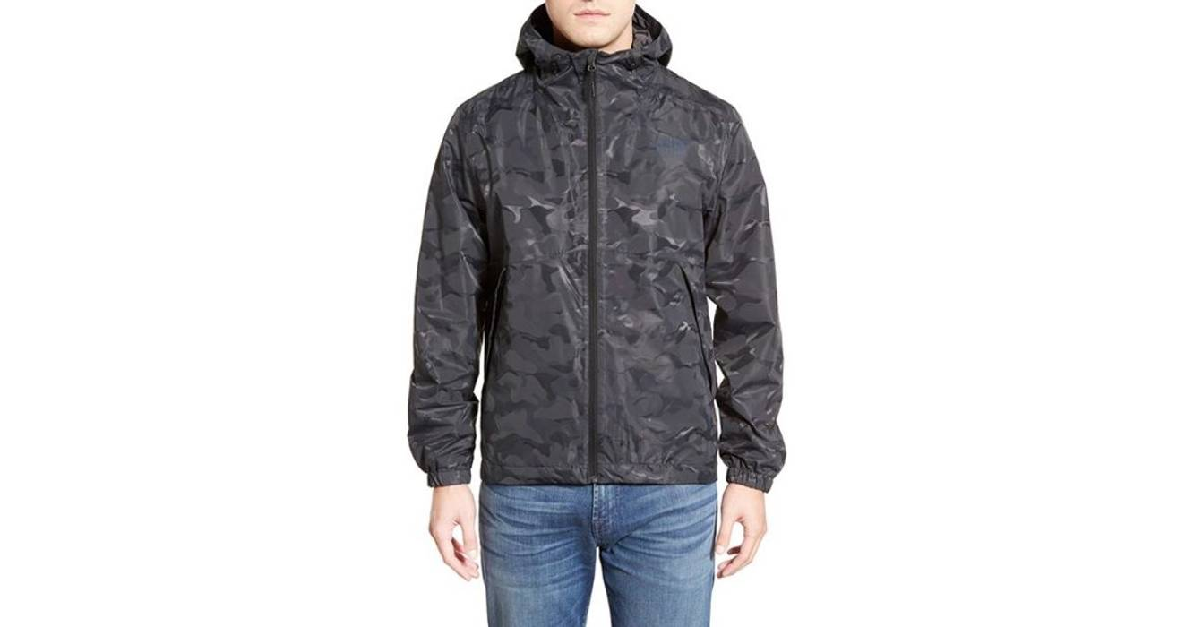 The North Face. TNF The North Face Millerton Black Abstract Camo Jacket. 4c71f49d9de9