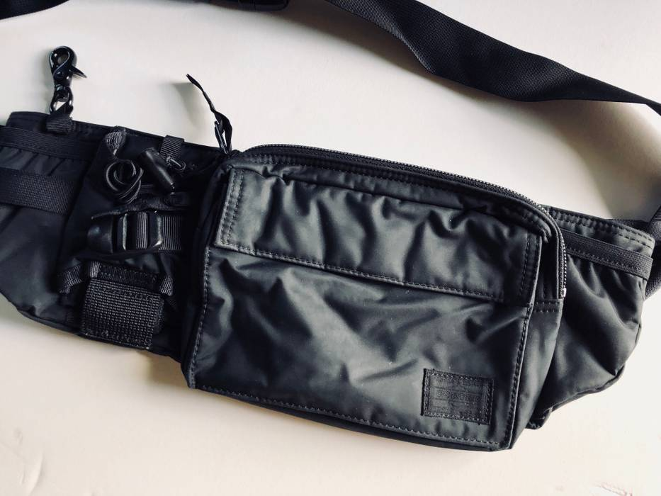 15124635224d Head Porter Black Beauty Waist Bag Size one size - Bags   Luggage ...