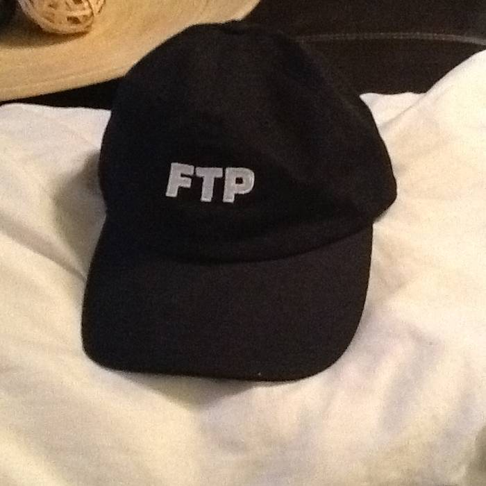 0ccb5a44f53 Fuck The Population Black FTP hat Size one size - Hats for Sale ...