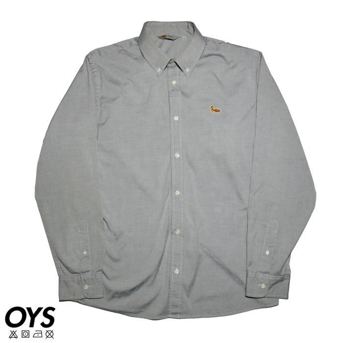 Carhartt Rugged Outdoor Wear Duck Shirt Grey Size Us Xl Eu 56 4