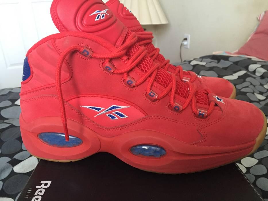 7701e669e5f Iverson Question Reebok X Paker Shoes Question Mids Size US 11.5   EU 44-45