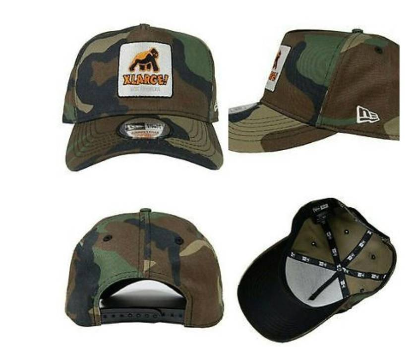 6f1540d4317 Xlarge Xlarge A Walking Ape Camo Trucker Hat Size one size - Hats ...