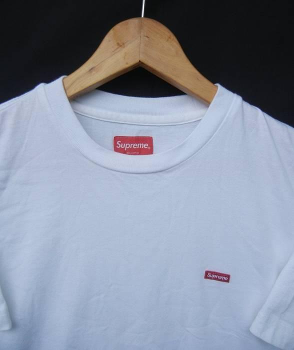 Supreme SUPREME Small Box Logo White T-shirt Size S Size s - Short ... 2652c20e45