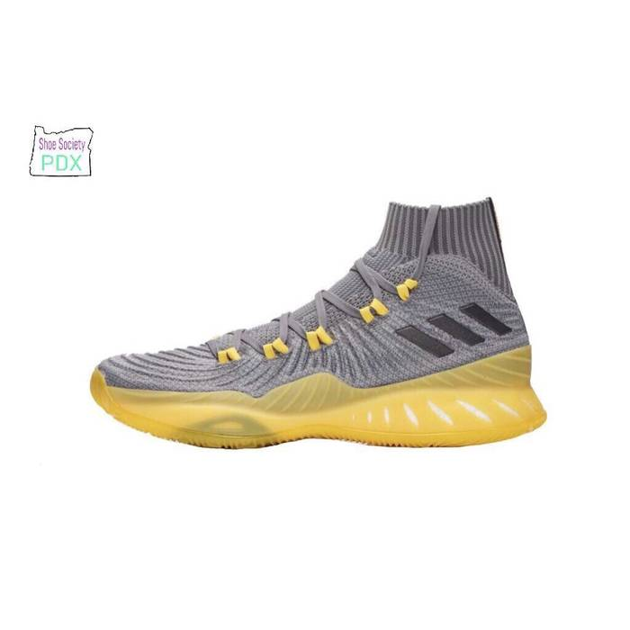 new product d2773 1e968 Adidas. Crazy Explosive 2017 Pk Grey Yellow